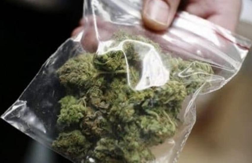 Alta Padovana, marijuana e coltello in gita al lago: 3 segnalati alla Prefettura