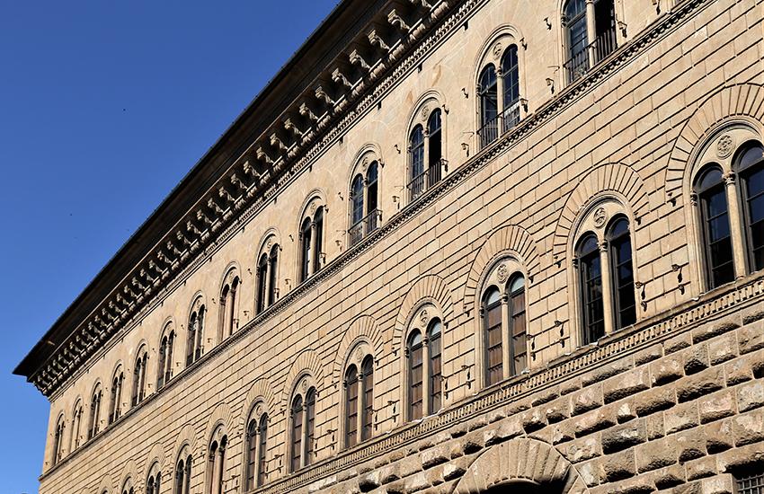 Lavori per un miliardo e 500 milioni alla facciata di Palazzo Medici Riccardi
