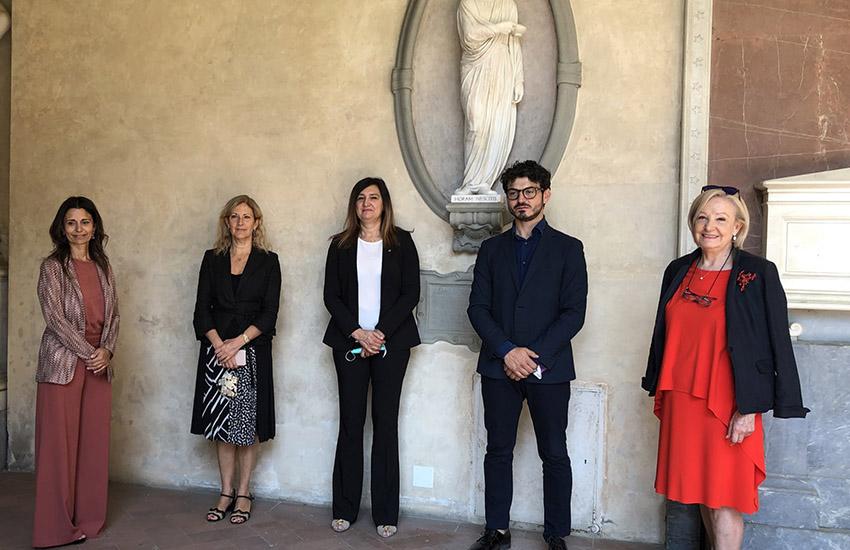 In Santa Croce lo spazio della memoria per medici e infermieri morti per il Covid19