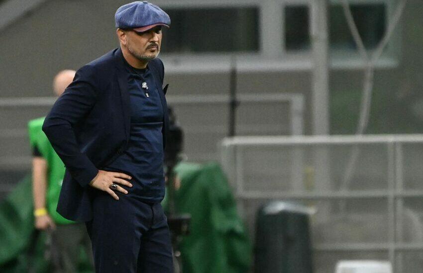 Sconfitta per il Bologna a Genoa, le parole di Mihajlovic