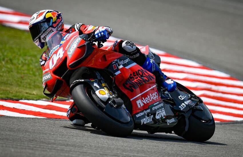 Moto GP Andalusia: sesto posto per Dovizioso (Ducati)