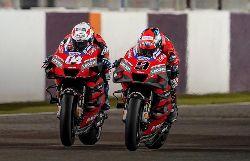 Moto GP Spagna: terzo posto per Andrea Dovizioso