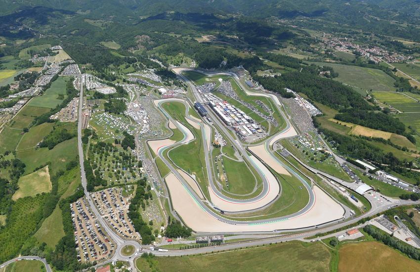 Al Mugello il Gran Premio di Formula 1, evento storico per il circuito e il territorio
