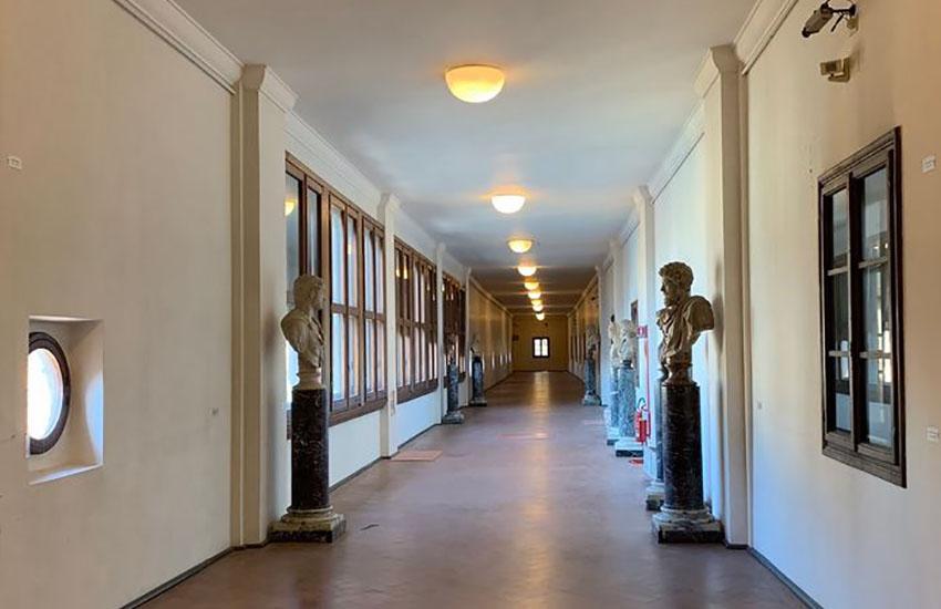 10 milioni per il Corridoio Vasariano, parte la gara europea