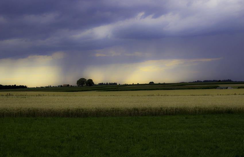Protezione civile e geometri a supporto dei cittadini per la stima danni da nubifragio