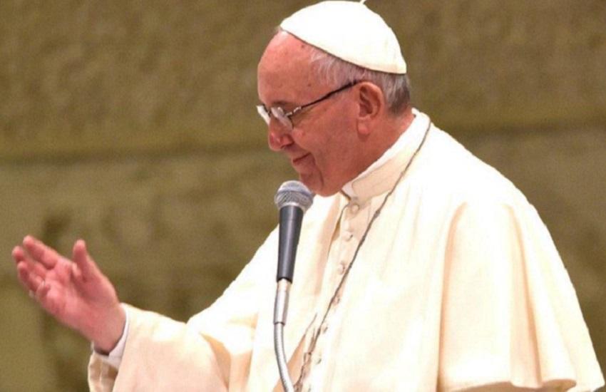 Papa Francesco a favore della tregua mondiale dei conflitti (contro la pandemia)