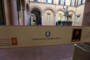 Patto per la Giustizia Bologna: una nuova convenzione con il Tribunale
