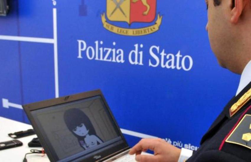 Liguria, aumentano i reati online