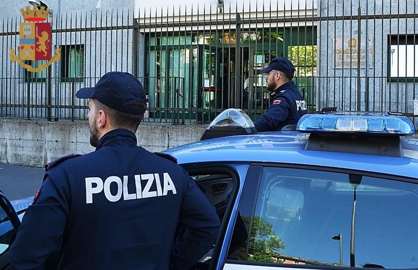 Stalking: tre arresti per un accoltellamento