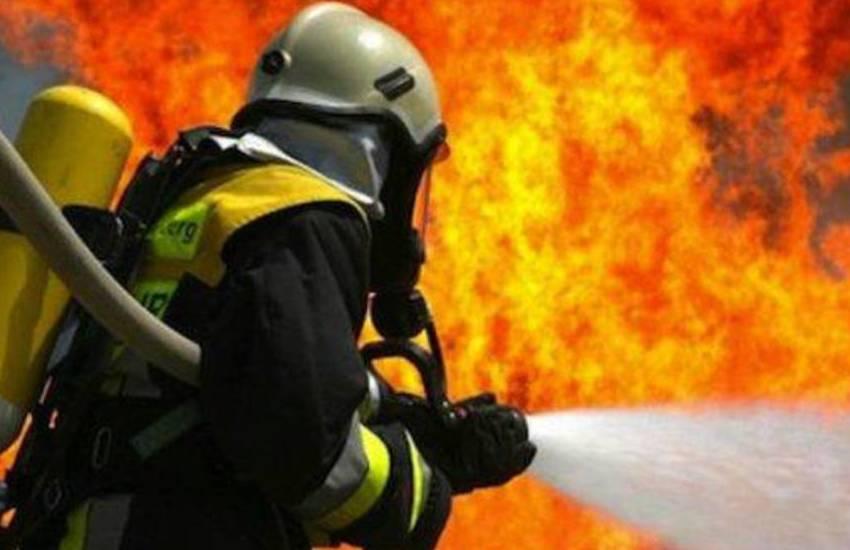 Incendi nel Palermitano: insediato Tavolo di crisi regionale