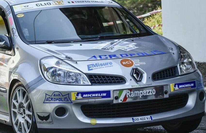 Rally, il patavino Rampazzo inizia il tour dal Triveneto: si parte da Scorzè nel veneziano