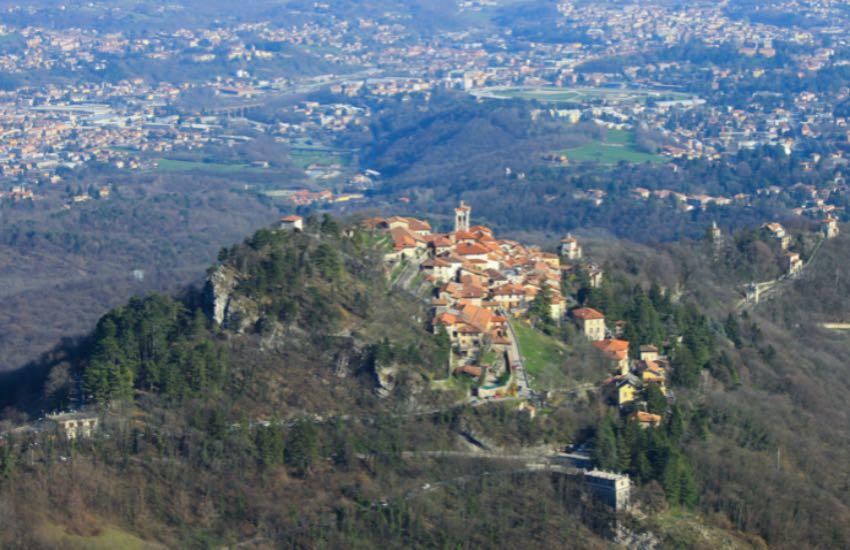 Sacro monte di Varese, una meta turistica per tanti in questa estate 2020