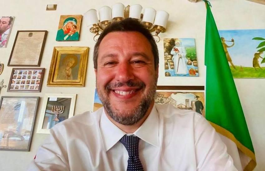 Salvini, udienza rinviata al 20 novembre. Il Gup vuole sentire Conte e Toninelli