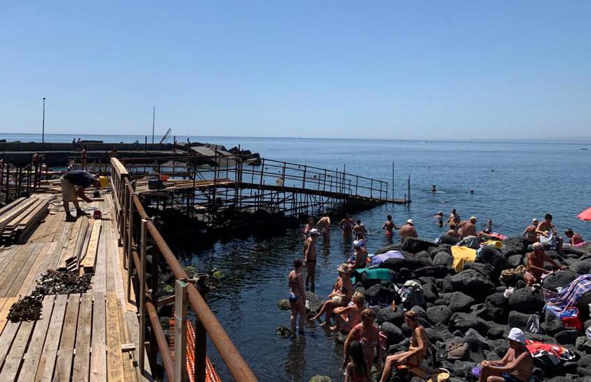 Catania, domenica pronta la discesa disabili a S.G. Li Cuti