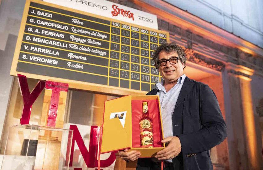 """Premio Strega: """"Il colibrì"""" di Sandro Veronesi si aggiudica l'edizione 2020"""