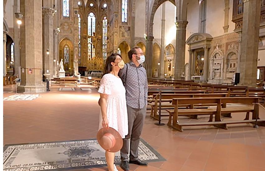 Santa Croce raddoppia, visite per 6 giorni e anche di notte