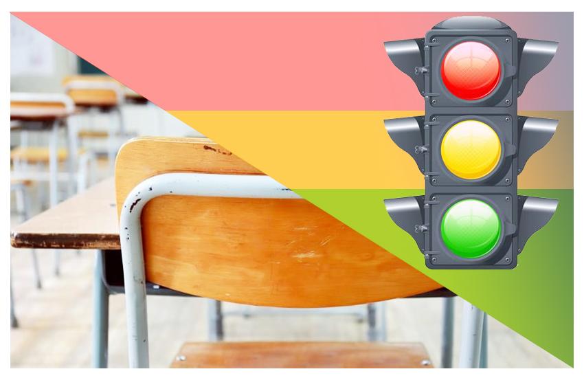 Scuola: si riparte a settembre con il modello 'semaforo'