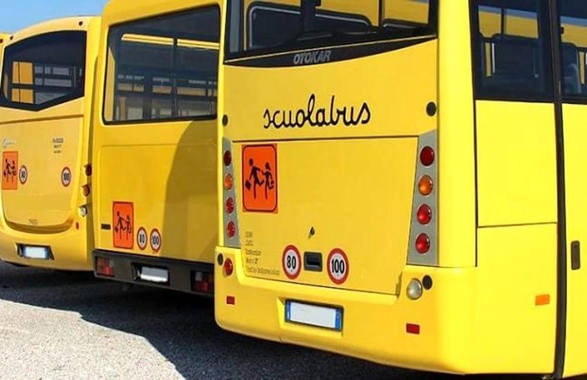 Carmignano, pubblicato il bando per l'iscrizione allo scuolabus