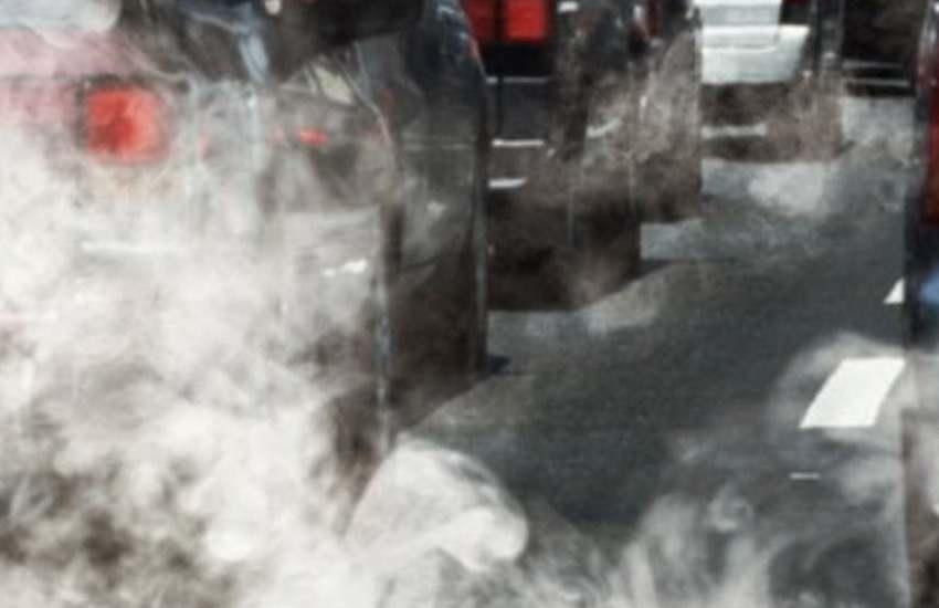 Troppo smog a Roma, stop ai veicoli più inquinanti