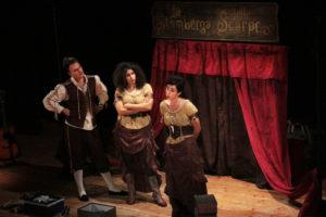 """""""Io Sono Teatro…tra la gente"""" si sposta al parco del Teatrino Groggia a Sant'Alvise"""