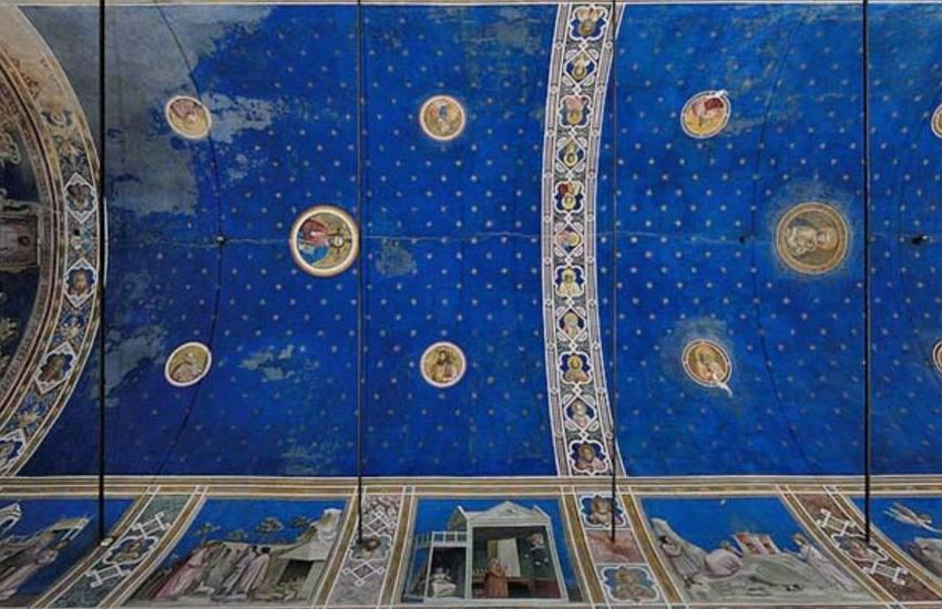 Padova, stelle affrescate nei cieli giotteschi: riqualificazione dell'ex Macello