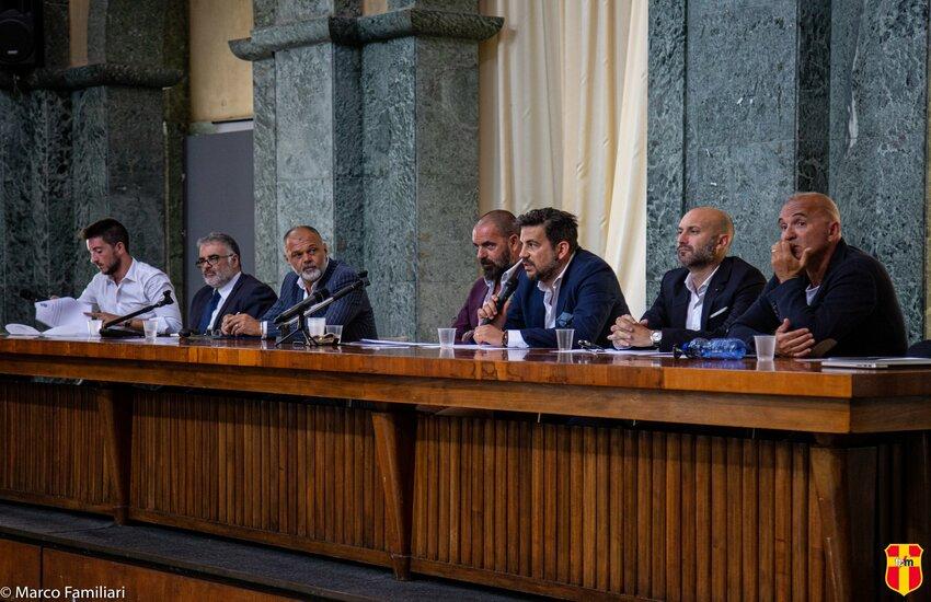 FC Messina inaugura la stagione 2020-21