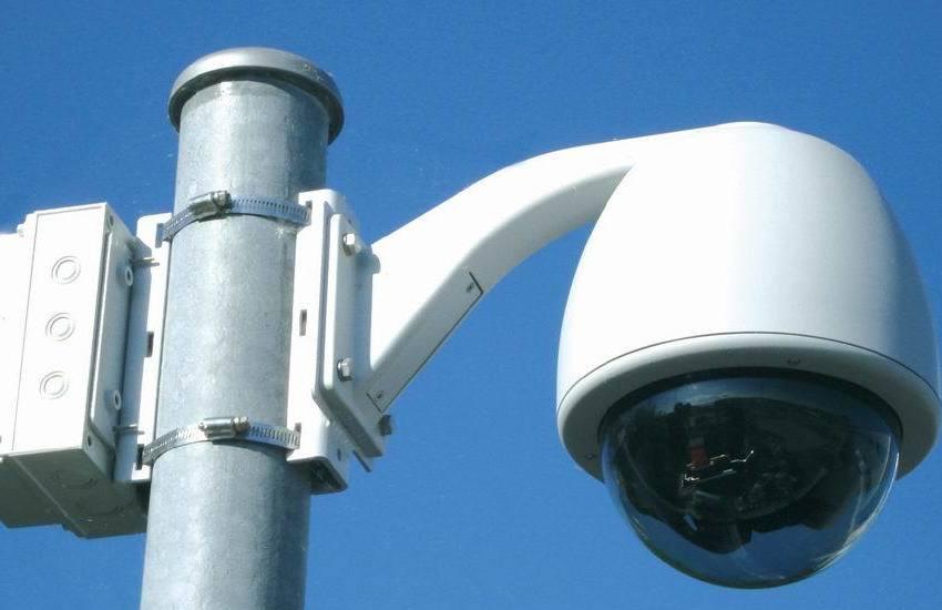 Catania, ecco i punti in cui verranno installate le telecamere per il controllo della città
