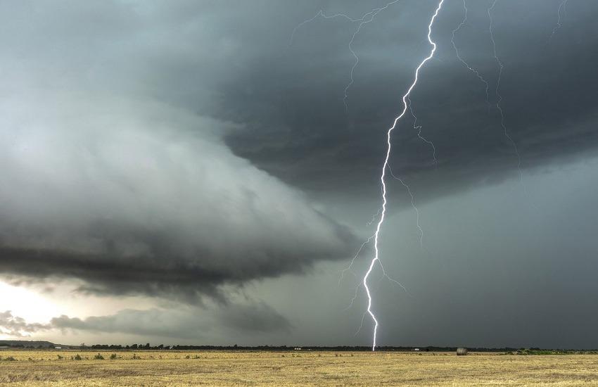 Meteo Veneto: temporali fino a sabato, stato di attenzione