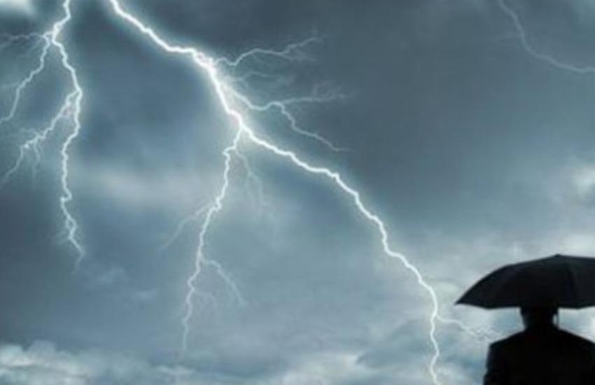 Allerta maltempo: pre-allarme in Veneto con temporali, rovesci e grandinate