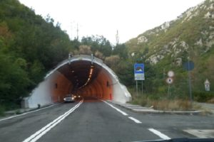 Ente Parco, pulizia gallerie autostradali: parere favorevole