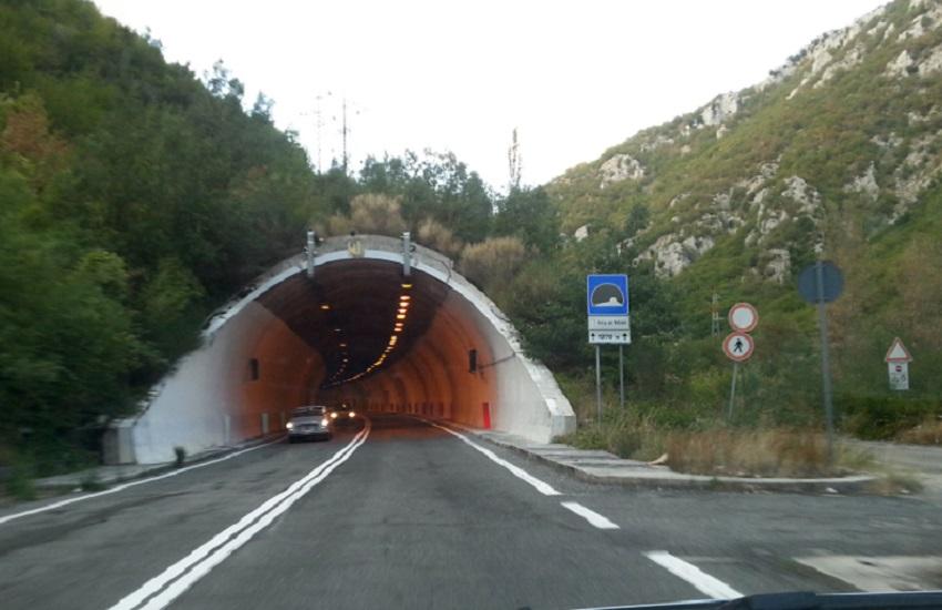 Traforo del Gran Sasso: chiusura notturna della tratta Assergi – Colledara/San Gabriele