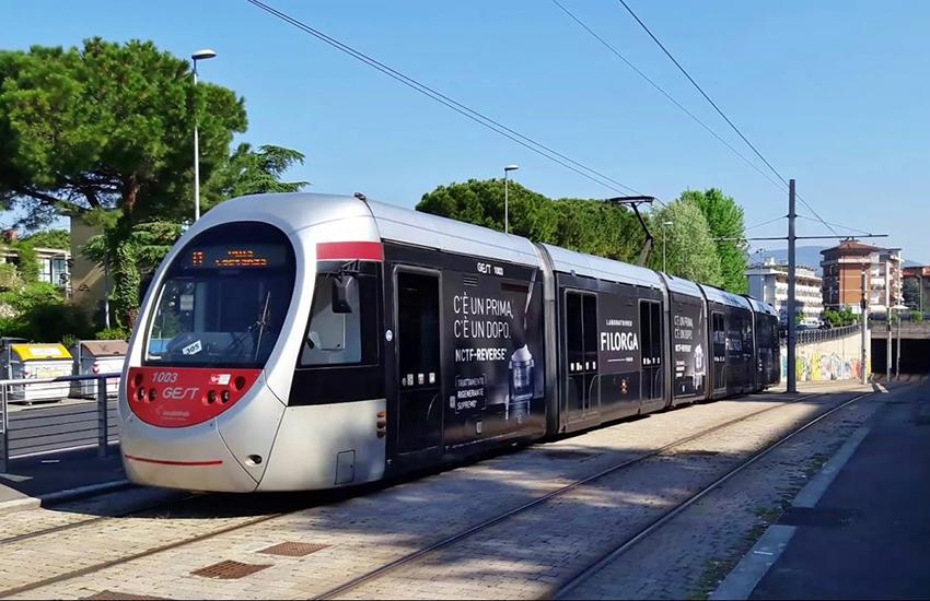 Servizio notturno della tramvia sospeso da venerdì 30 ottobre