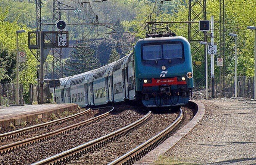 Treni interruzione linea Milano-Genova