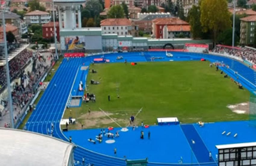 Padova, campionati italiani di atletica leggera 2020 a fine agosto