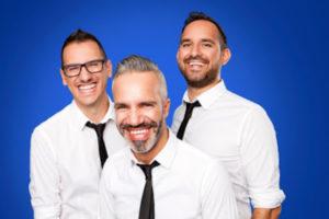 Padova, Marco e Pippo l'unico duo che è un trio: al Geox da metà gennaio 2021 con 6 spettacoli