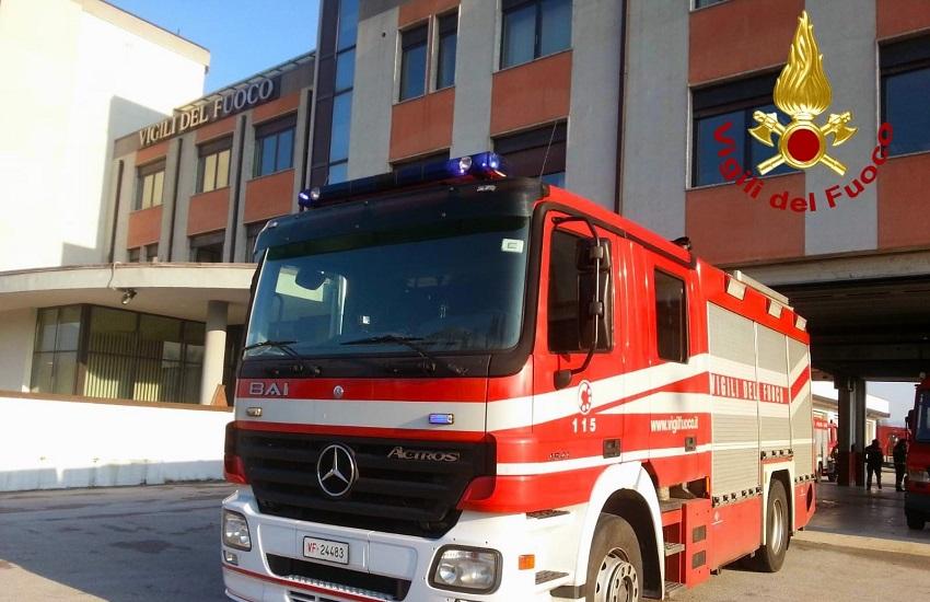 Summonte – Sbanda con l'automobile e finisce fuori strada, 29 enne ricoverato al Moscati