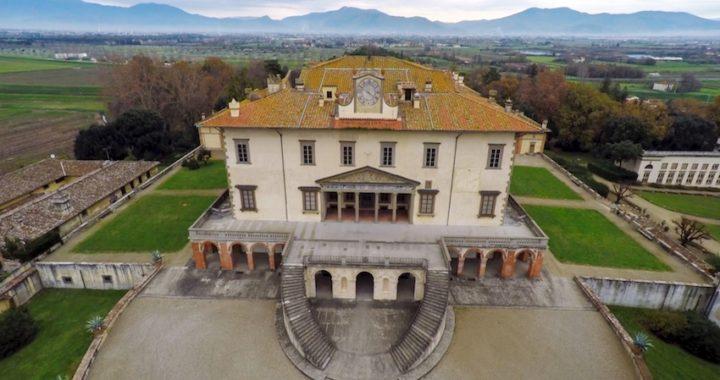 """Il sindaco di Poggio a Caiano scrive ai ministri  """"Dobbiamo riaprire la Villa Medicea"""""""