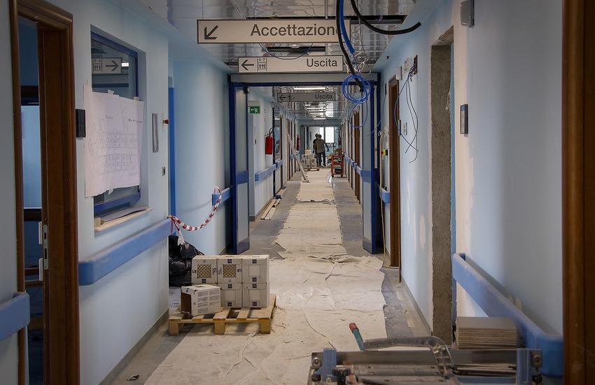Riqualificazione da 9 milioni di euro per l'Ospedale Orlandi di Bussolengo