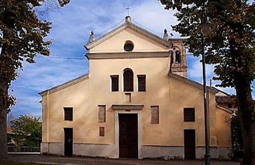 """Chiesa di Roncole, interviene il Ministero: """"Al via intervento urgente"""""""