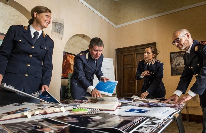 Arriva il calendario della Polizia di Stato 2021