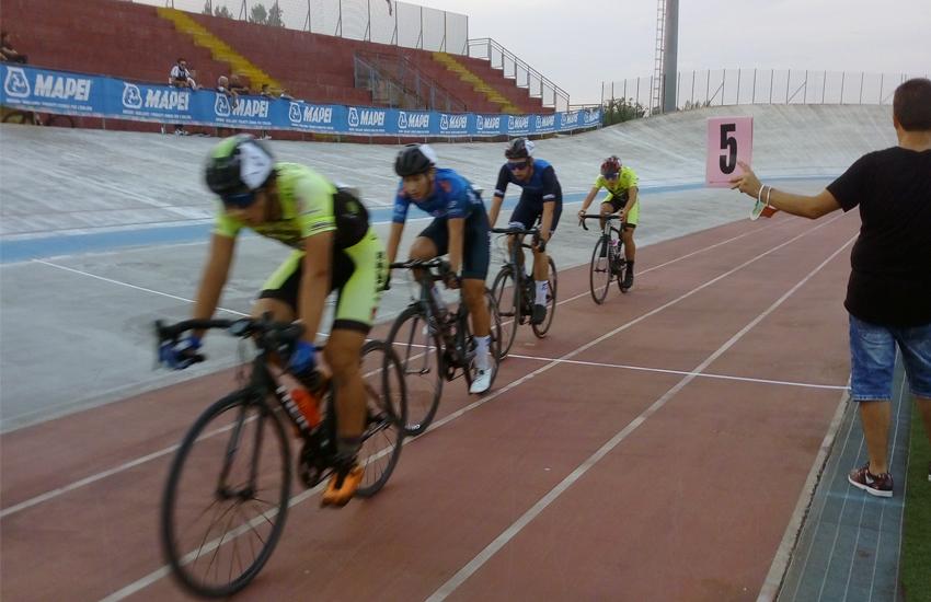 Al Velodromo di Marcianise un successo l'apertura della stagione ciclistica