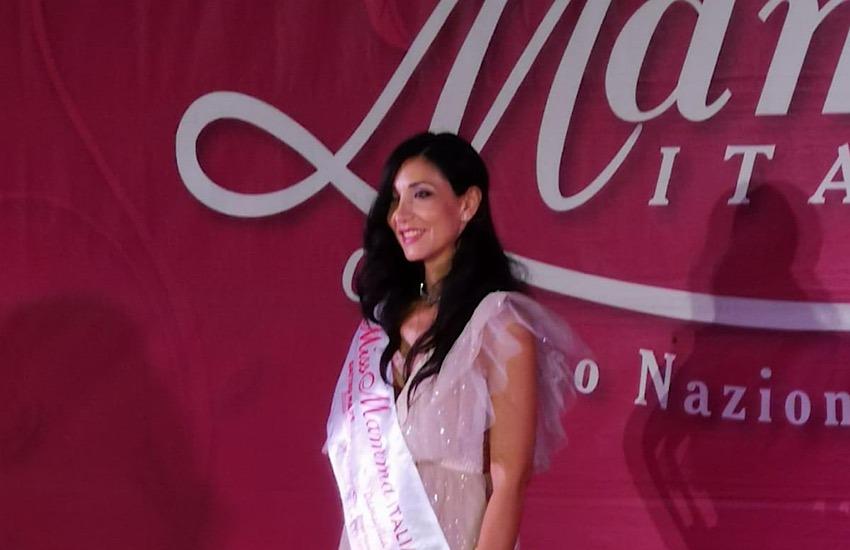 Miss Mamma Italiana 2020, tra le finaliste la campobassana Valeria Marchionna