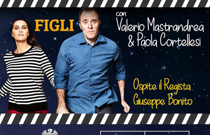 """""""Vanvitelli sotto le stelle"""" in piazza con il film """"Figli"""" e il regista Giuseppe Bonito"""