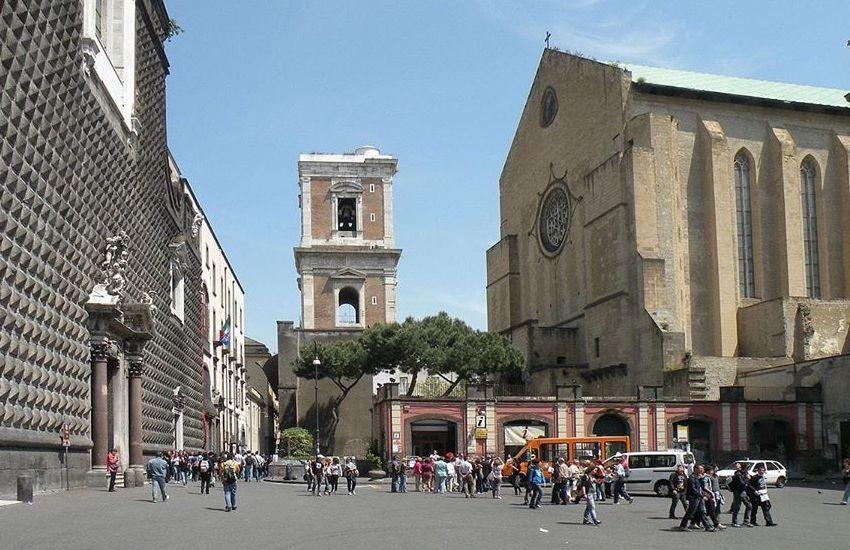 città d'arte, Napoli