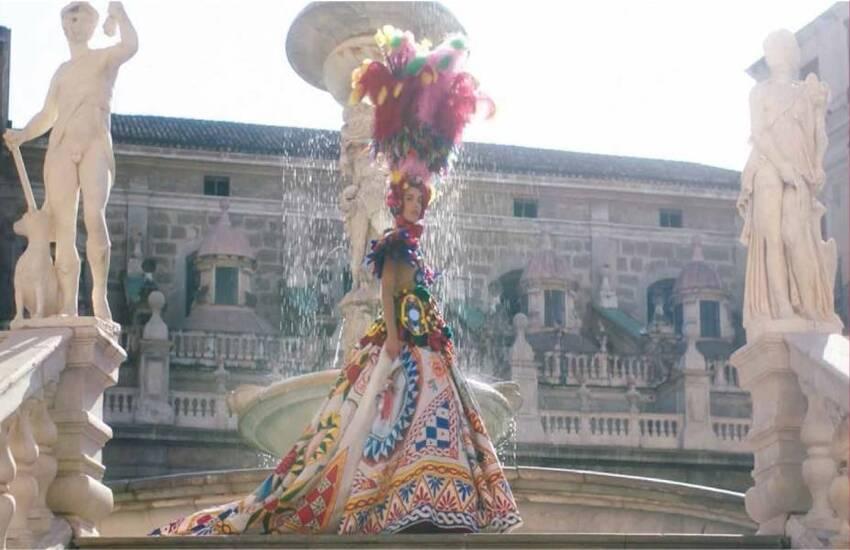 """""""Devotion"""" per la Sicilia, a Palermo il film di Tornatore prodotto da Dolce&Gabbana"""