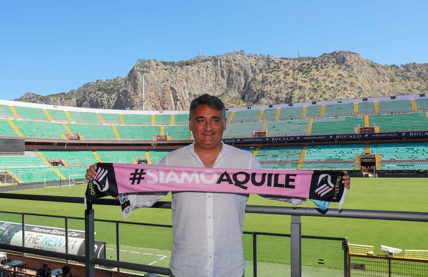 Roberto Boscaglia è il nuovo allenatore del Palermo