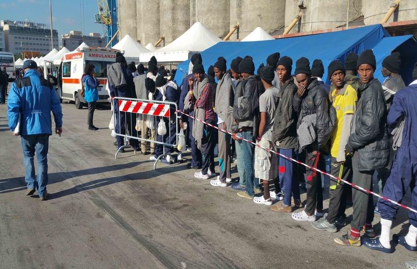 Migranti, mercoledì incontro tra Conte e Musumeci
