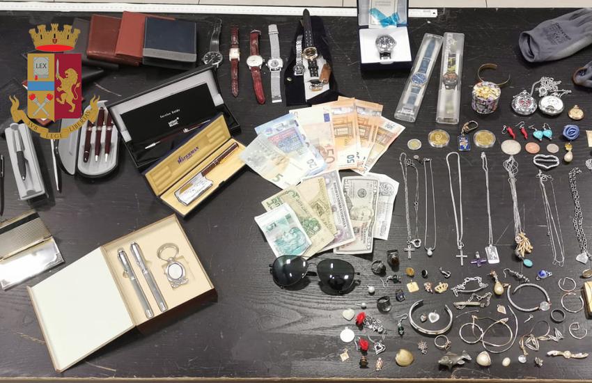 Milano, furti in appartamento, la Polizia di Stato arresta 6 persone nelle ultime 12 ore