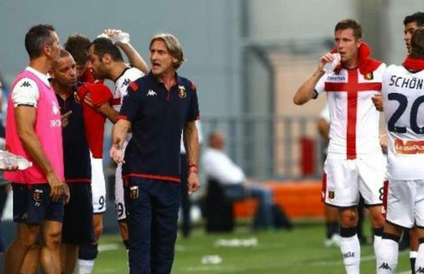 Genoa-Verona 3-0: ed è salvezza per il Grifone e retrocessione per il Lecce