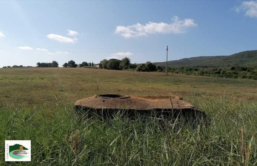 """Un """"Tobruk"""" tra le tombe etrusche del Parco Archeologico di Baratti- Populonia"""